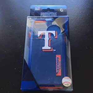 Other - Texas Rangers IPhone 6 Case